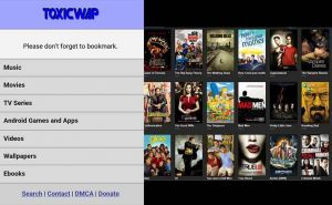 Toxicwap Tv Series - Download Latest a to z Movies Tv Series   www.toxicwap.com