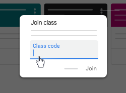 To Join Google Class on Your Computer02