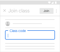 To Join Google Class on iPhone or iPad02