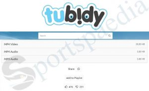 Tubidy Search Tubidy Mobile Video Search Engine Www Tubidy Com Sportspaedia