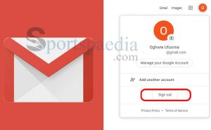 Gmail Sign Out - How to Sign Out Google Account | Logout From Gmail